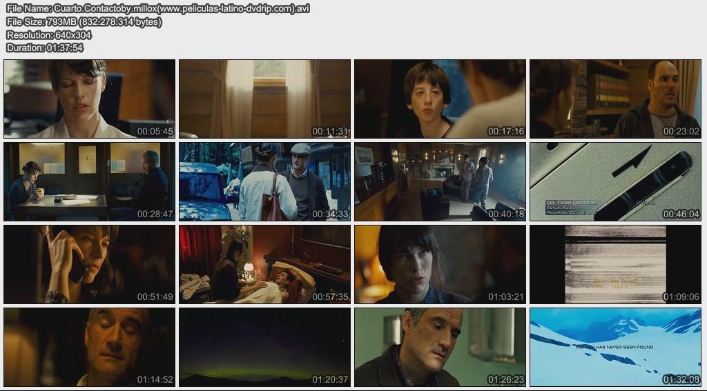 El Cuarto Contacto [2009] [Accion] [DVDRip] [Audio Latino] [DF/UT ...
